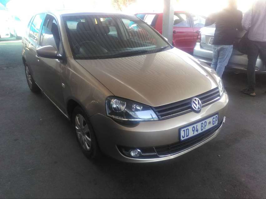 VW POLO VIVO 1.4 0