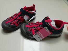 Nowe półbuty, adidas na wiosnę r.32/33 Quechua, dla dziewczynki