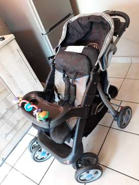 Bsby Car seat and pram for sale