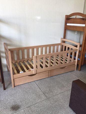 Детская кровать Карина из ольхи. Доставка Новая Почта 230грн. Без п/о. Черкассы - изображение 4