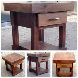 Night stand Farmhouse series 550 Stained