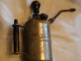 лампа-распылит- паяльная Реро 1962 г.в (номер 7140,нагрев,обжыг,струя4