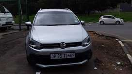 2012 VW CROSS POLO 1,4