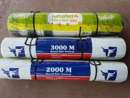 Siatka Tama Ecobull, Covernet, TamaNet Edge to edge 2000 m, 3000 m,