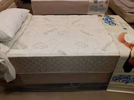 Majestic Executive Double Beds Brand New Sealed