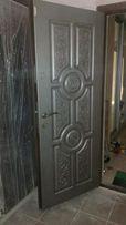 Изготовление металлических входных дверей