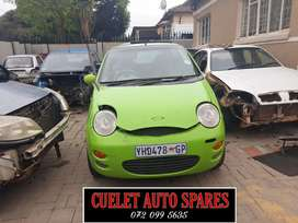 Chery QQ stripping for parts and accesories