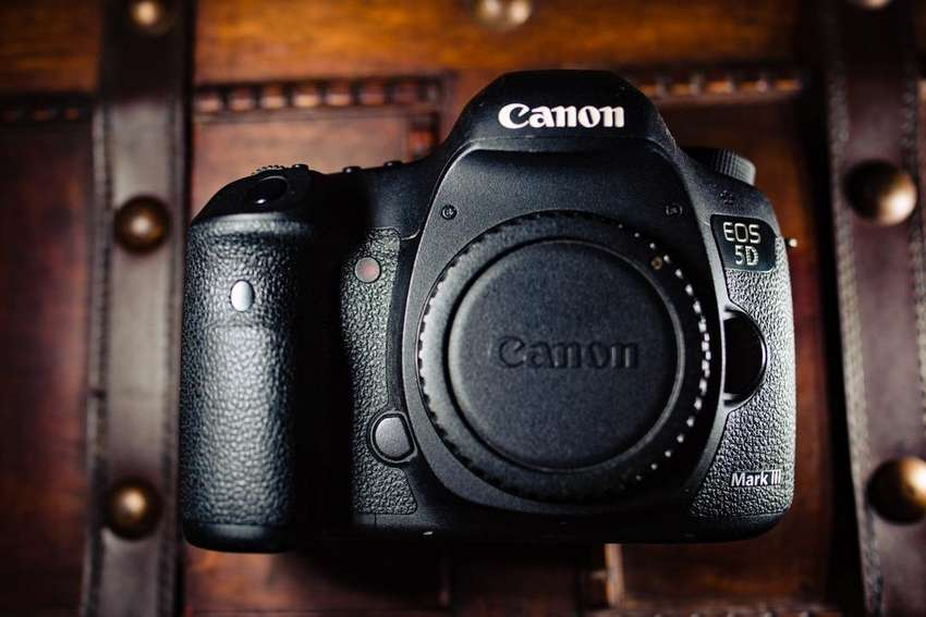 Canon 5D Mark 3 0