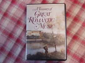 A Treasury of Great Romantic Music- Cassettes