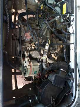 Vw 2.1 fuel injection engin