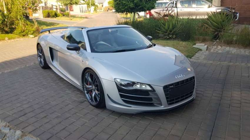 Audi R8 Spyder for hire  Matric Farewell / Weddings / Events 0
