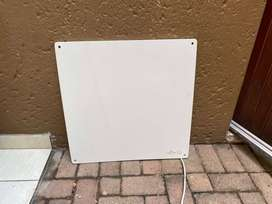 Wall mounted heaters