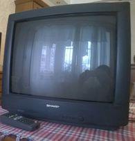 Продам телевизор Sharp с пультом
