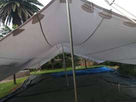 Second hand Bedouin tents 15x10 White