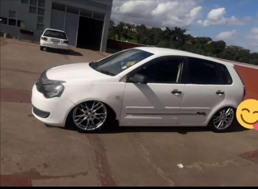 Rims for sale or swop for a set bmw rims 0