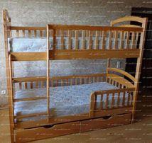 Двухъярусная кровать Карина выгодное предложение на новый год