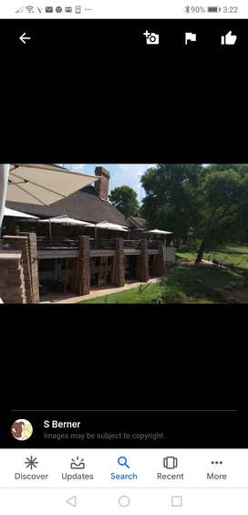 Kwa Maritane luxury Bush lodge next to Sun City.