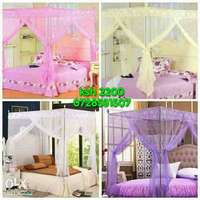 Mosquito nets with stands 0