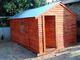 Wendy house and log cabin for sale