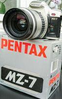 Пленочный фотоаппарат Pentax MZ - 7