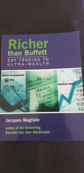 Richer than Buffett by Jacques Magliolo