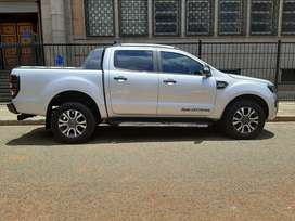 2018 Ford Ranger double cab 3.2