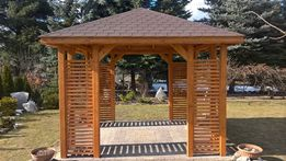 Altana ogrodowa 3x3 montaz gratis