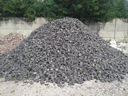 Kostka granitowa czarna Szwed