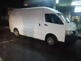 Sell toyota quantum panel van mint condition