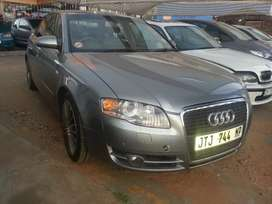 Excellent 2008 Audi A4 2.0 TFSI sunroof Automatic