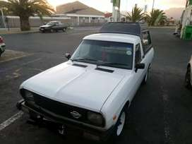 Selling my a small Bakkie reliable and fuel efficient