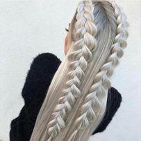 Мастер-класс по плетению кос