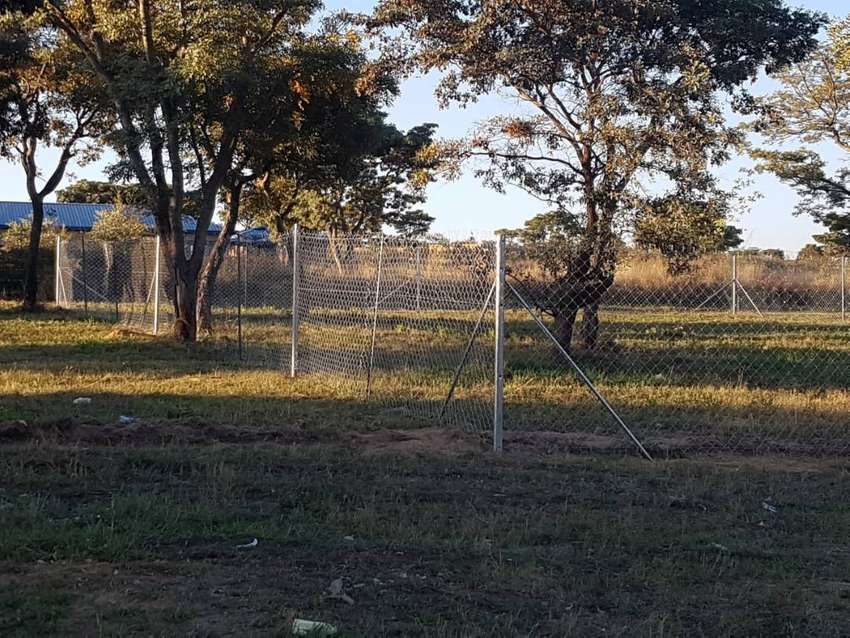 New Stand Fenced Modimolle 0