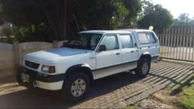 Ford Courier 3.4 V6 Bakkie/Van for Sale