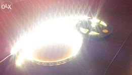 OKAZJA SUPER JASNA 5630 SMD Taśma LED 12V biała zimna/ciepła niż 3528