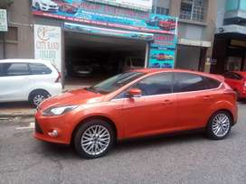 Ford focus at low price