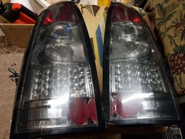 Lampy tylne Opel Astra kombi