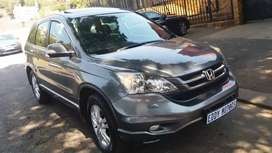 2011 Honda crv 2.4 Sunroof Automatic