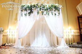 Оформление свадьбы, декор свадьбы, свадебный декор, свадебная арка