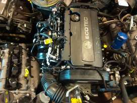F18D4  1.8  CHEV CRUZE ENGINE FOR SALE