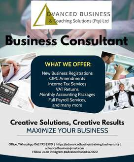 Business Consulting, Bookkeeping and Income Tax