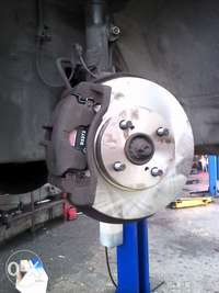 Image of Mimshark Mobile Mechanics Brake and clutch Specialist.