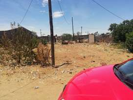 Land for sale in Bloemfontein phase 6