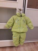 Комбінезон, куртка для дівчинки