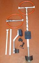 Металлоискатель ПИРАТ XLT на аккумуляторе