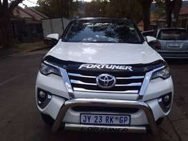 2017 TOYOTA FORTUNER 2.4 GD-6 4X2