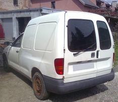 Caddy Inka części silnik belka drzwi resor zwrotnica lampa szyba pompa