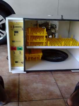 Incubator for hire for R1000 monthly (360 chicks every 21 days)