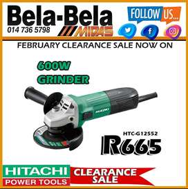 600W Grinder for ONLY R665!