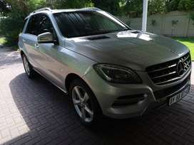 ML 500 BE 4 matic